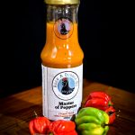 Master of Peppers Naga & Trinidad Scorpion Hot Sauce