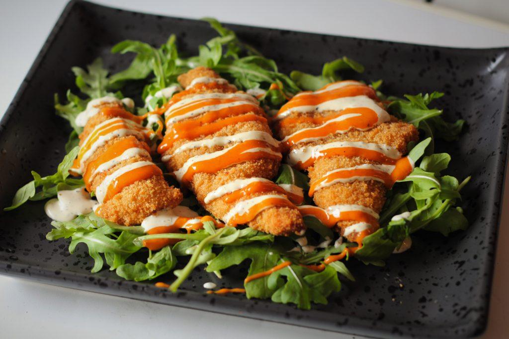 Belfast Buffalo Banshee Chicken