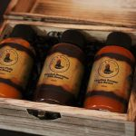 Pirate Chest Hot Sauce Gift Box