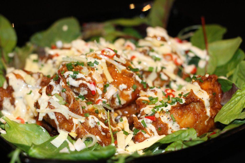 Belfast Hot Sauce - Carolina Reaper Chicken (3)