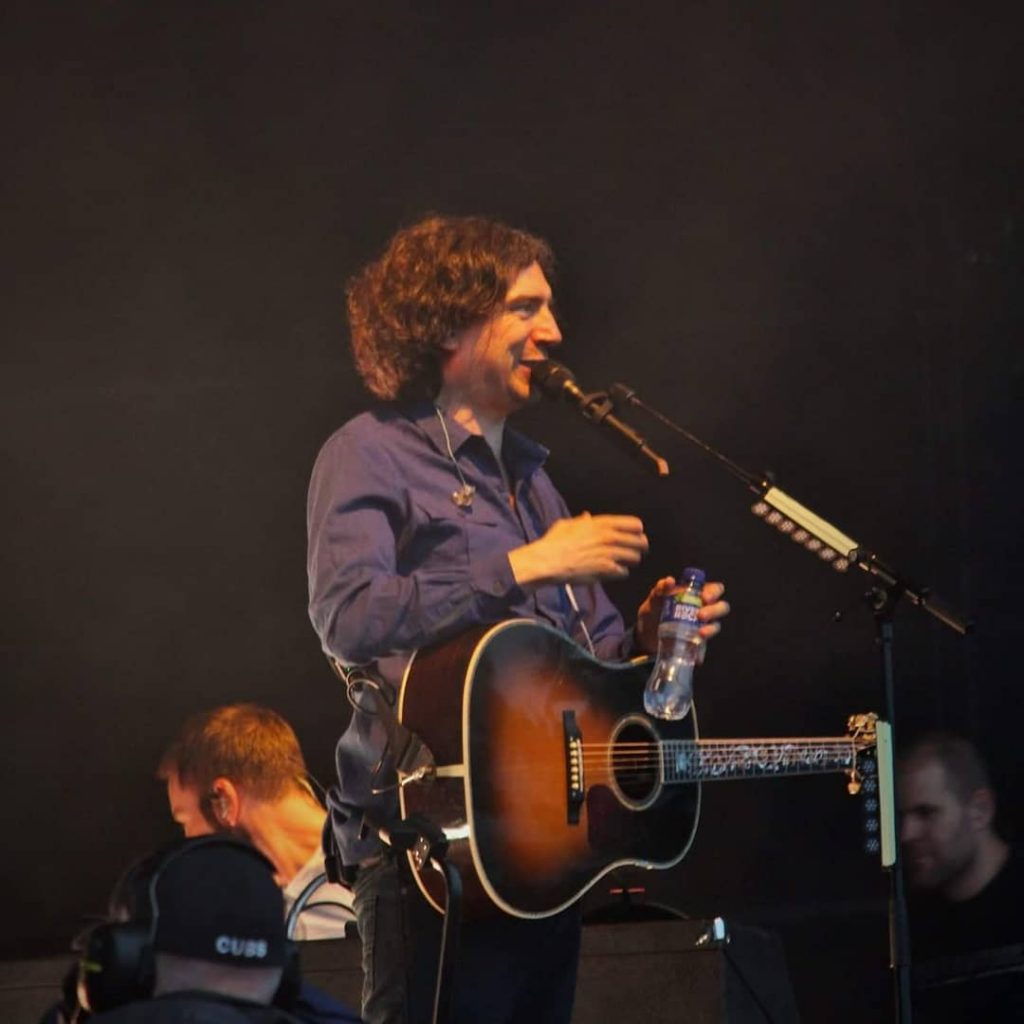 Gary Lightbody at Maladide 02