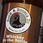 Whiskey In The Bottle - Extra Hot Trinidad Scorpion & Irish Whiskey BBQ Sauce