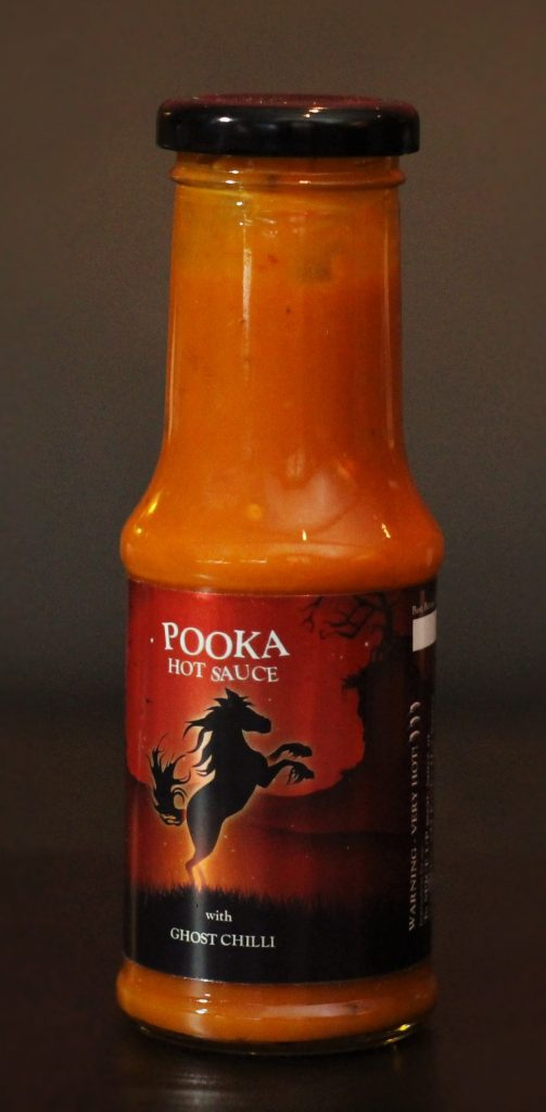 Pooka - Ghost Chilli Hot Sauce