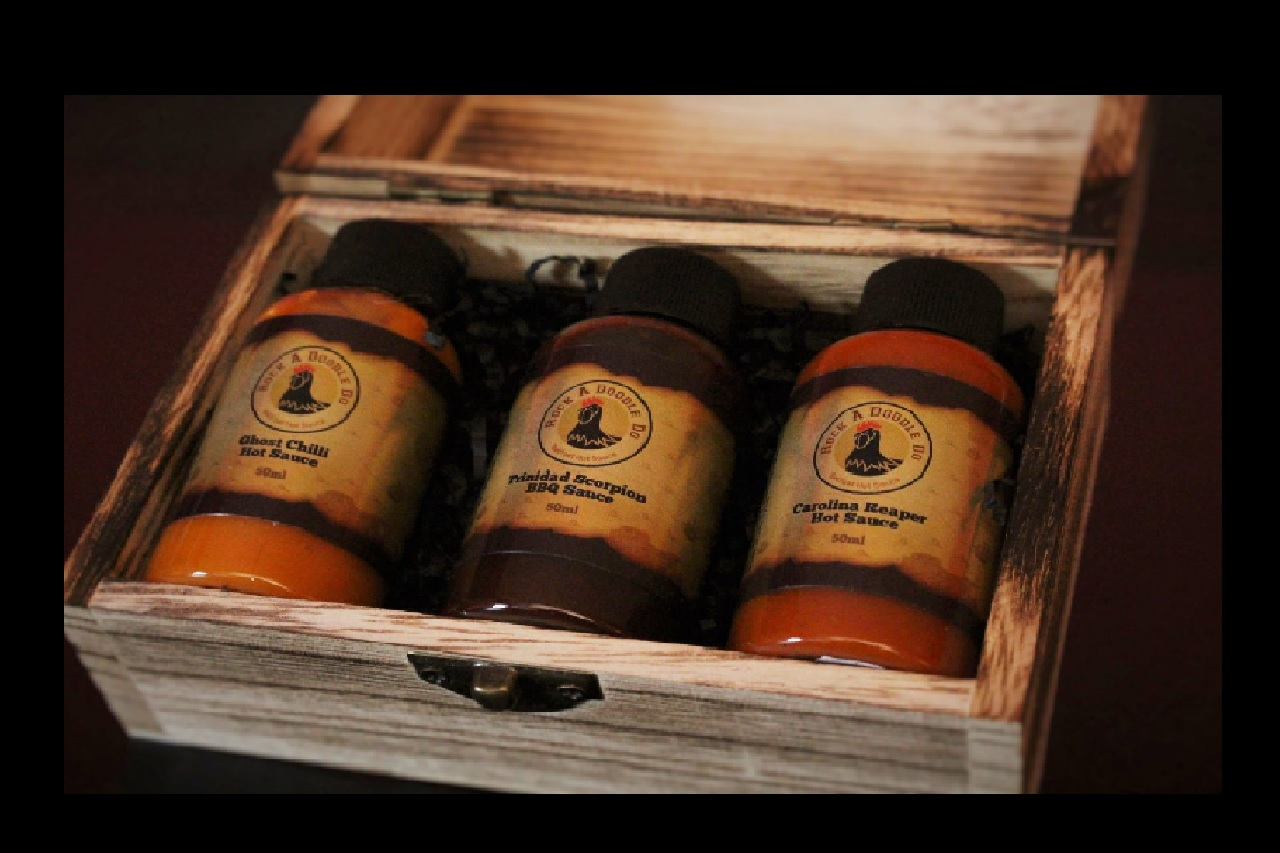 Hot Sauce reasure Chest