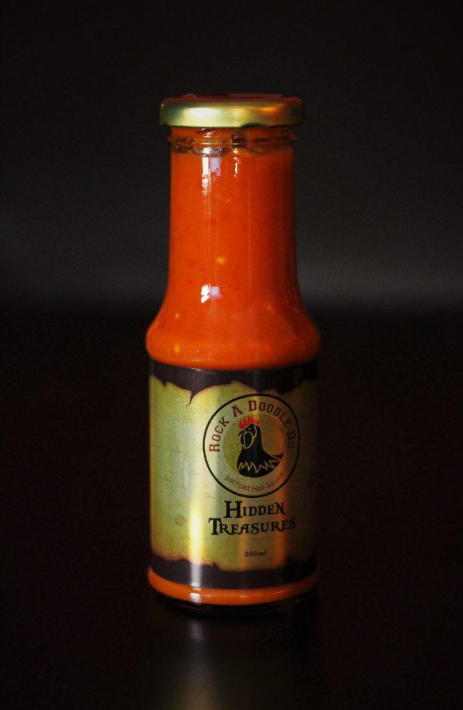 Belfast Hot Sauce - Naga Extreme
