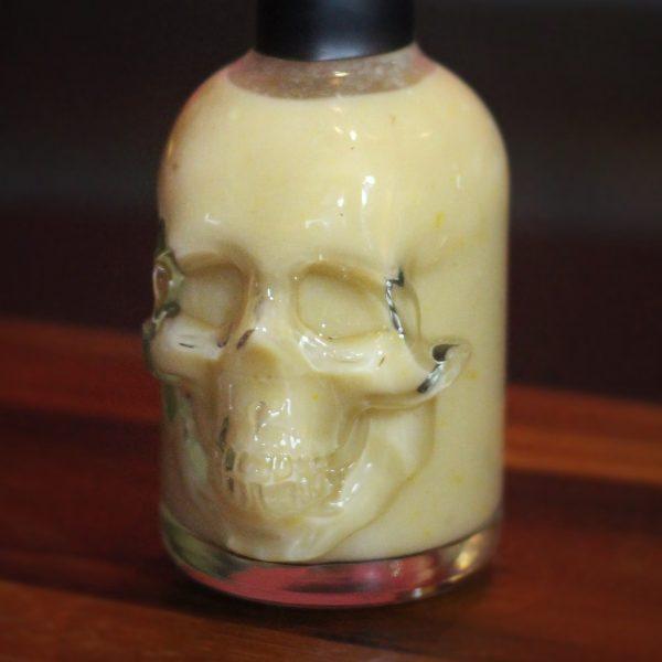 White Viper Skull