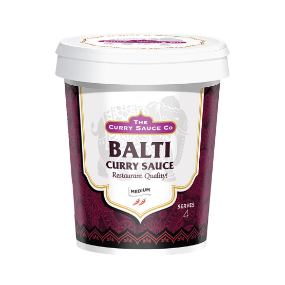 The Curry Sauce Co - Balti Curry Sauce