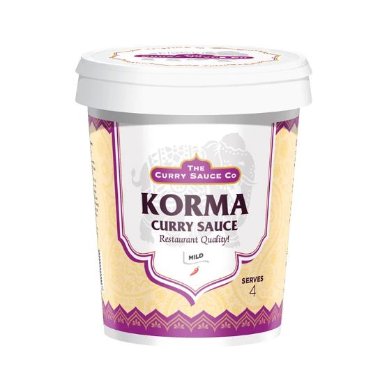 The Curry Co - Korma Curry