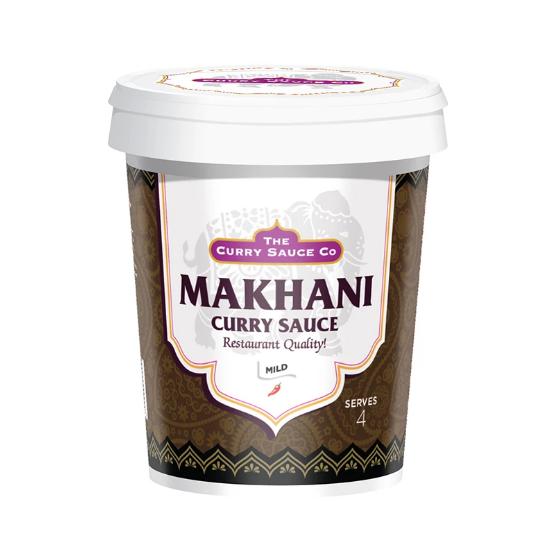 The Curry Sauce Co - Makhani Curry Sauce